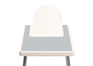 Tray place mat for IKEA Highchair - Creamy Grey
