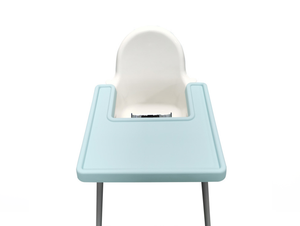 Full tray cover for IKEA Highchair - Sky Blue