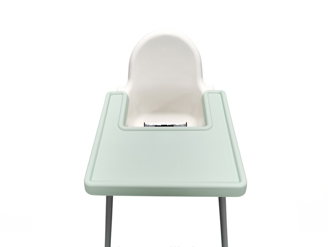 Full tray cover for IKEA Highchair - Mint Green