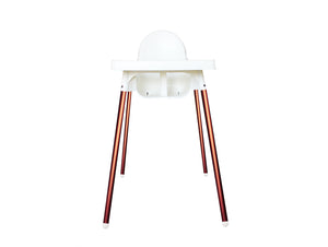 Wonder Wraps for IKEA Antilop Highchair - bronze