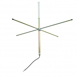 Ground Plane Antenna for VHF