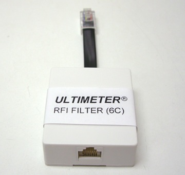 Ultimeter RFI Filter for Sensors 6C