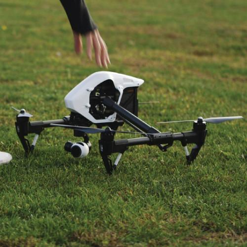 DJI Inspire 1 Transformable Quadcopter - Single Transmitter