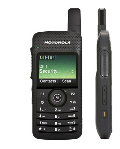 SL4010 - Slim Mototrbo SL4010 Digital Radio (450 - 527 Mhz)