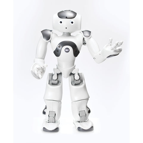 NAO6 Evolution (Dark Grey) - including 2 years warranty & 1 Software license for Choregraph & SDK - Sphere