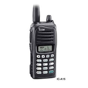 IC-A15 - ICOM Portable VHF AM Radio