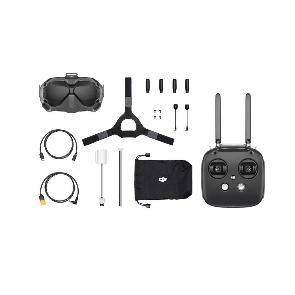 DJI FPV Fly More Combo (Mode 1) - Sphere