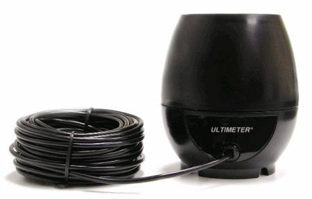 Ultimeter Pro Rain Gauge w/40' Cable - Sphere