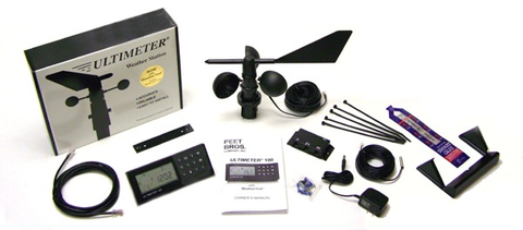 Ultimeter 100 Weather Station