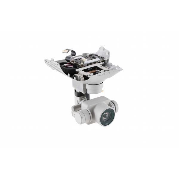 DJI Phantom 4 - Part 04 Gimbal Camera