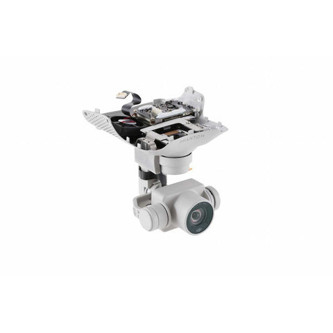 DJI Phantom 4 - Part 04 Gimbal Camera (P4 only)