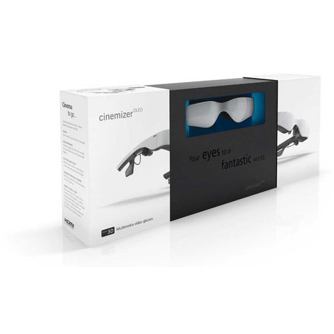 microoled Cinemizer OLED 3D Multimedia Glasses