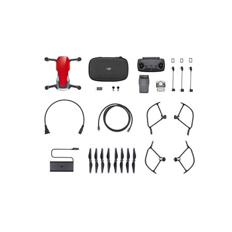 DJI Mavic Air (Flame Red)