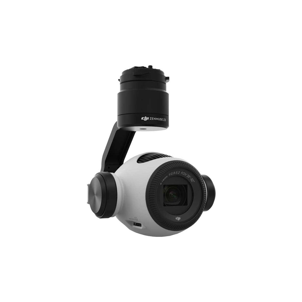 DJI Zenmuse Z3 Gimbal and Optical Zoom Camera - Sphere