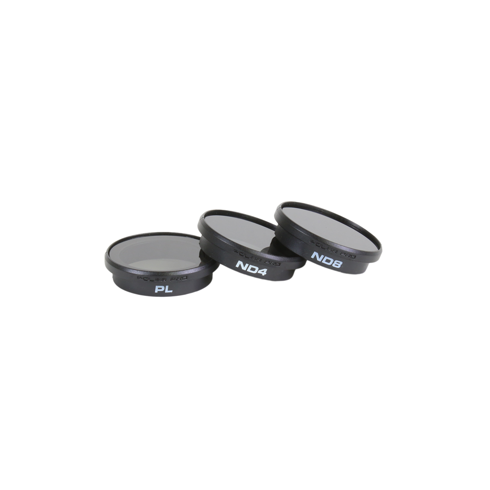 Polar Pro - DJI Phantom 3 Standard Filters 3-Pack