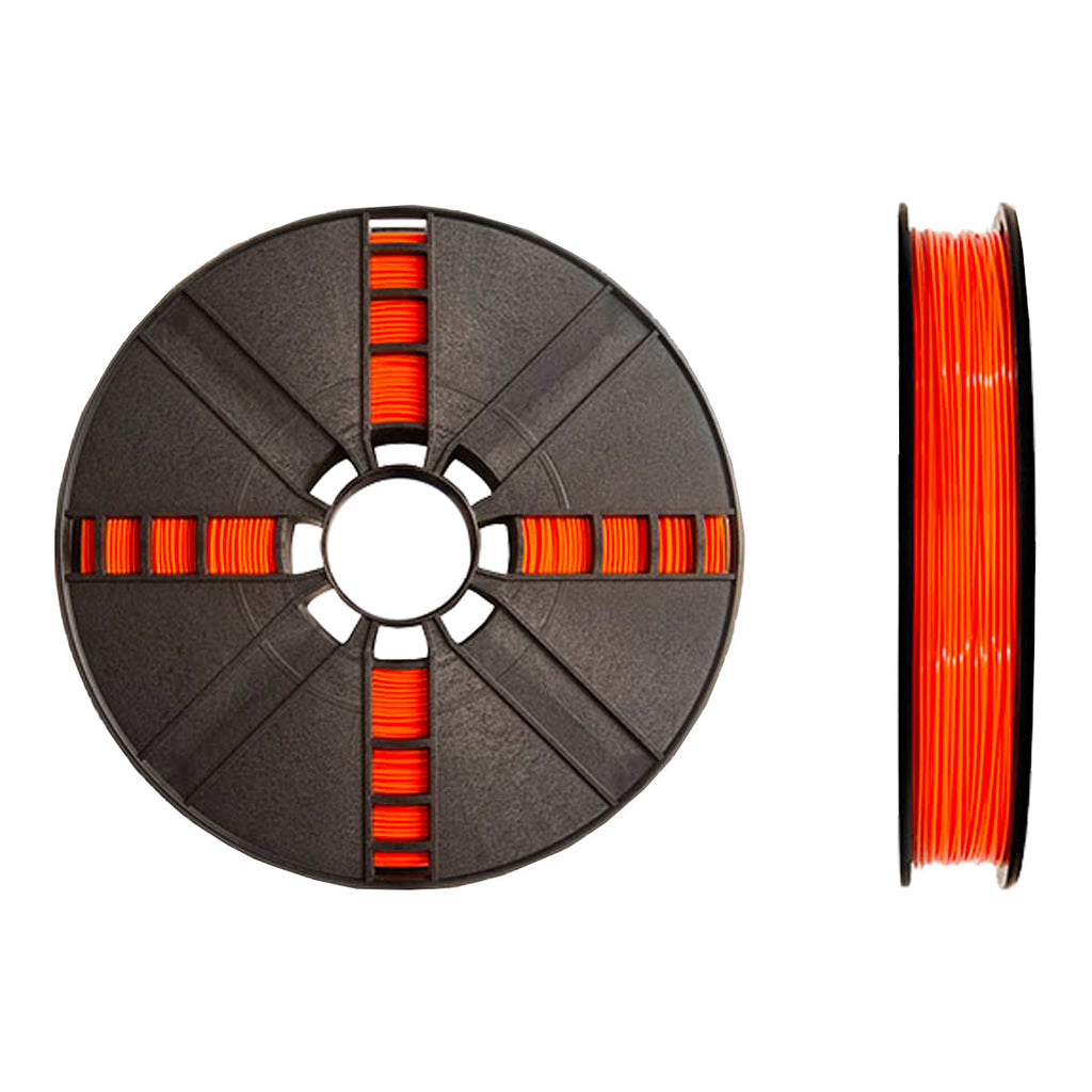 MakerBot Filament - 1.75mm Large True Orange PLA, 0.9 kg
