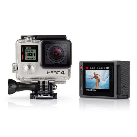GoPro HERO4 Silver Adventure - Sphere