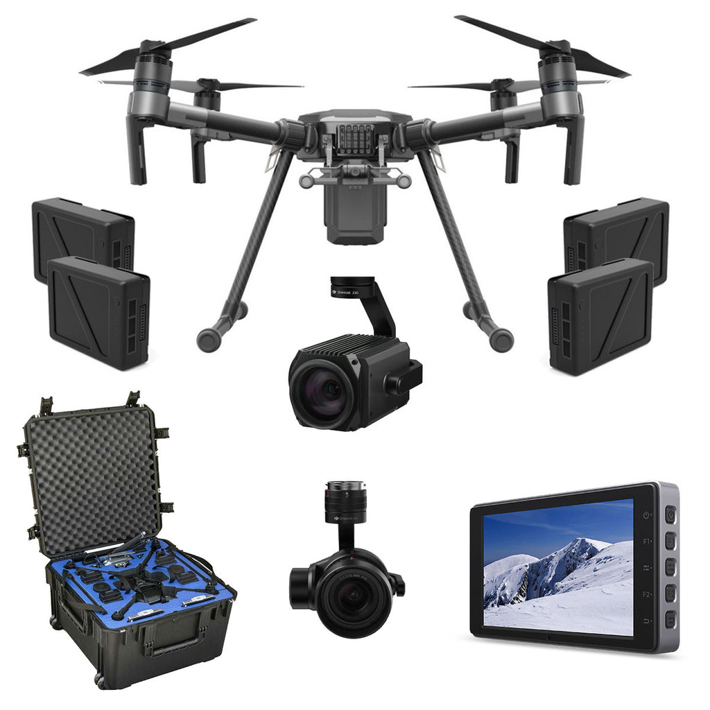 Inspection Solution - Enterprise Drone Package
