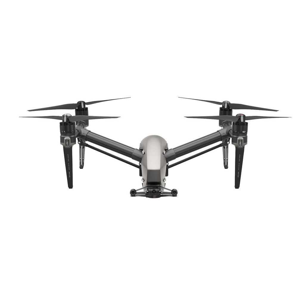 DJI Inspire 2 w/ X5S Camera (CinemaDNG and Apple ProRes Lic installed) - Sphere