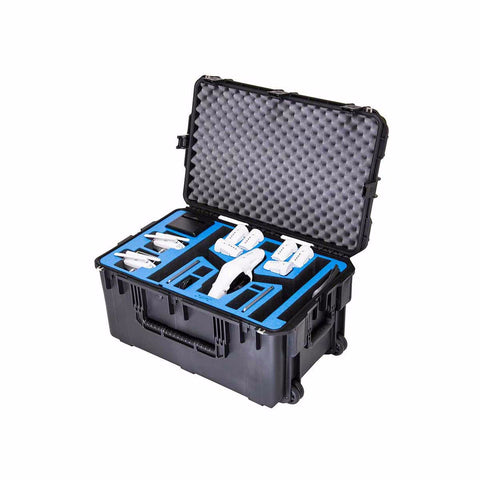 Go Professional - DJI Inspire 1 X5 Landing Mode Case (Fits X3, X5 Pro or X5 Raw) - Sphere
