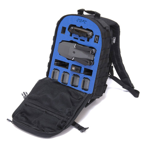 Go Professional - DJI Mavic Pro Backpack (limited edition)