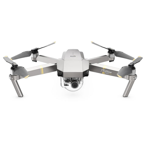 DJI Mavic Pro Platinum Fly More Combo - Sphere