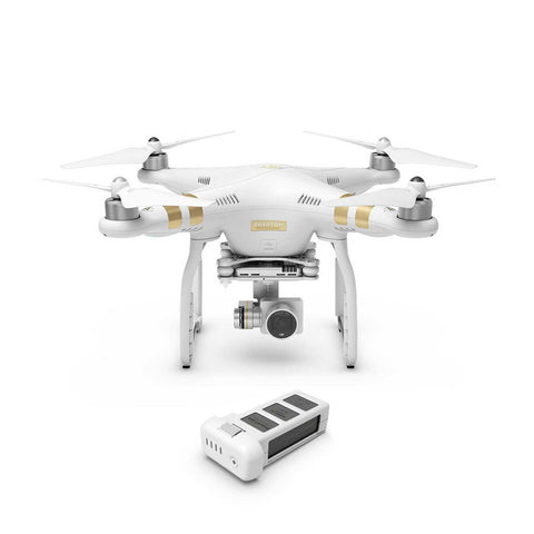 DJI Phantom 3 Professional w/ Extra Battery