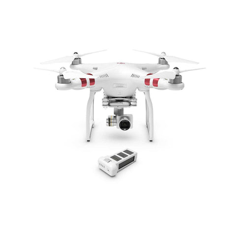 DJI Phantom 3 Standard w/ Extra Battery
