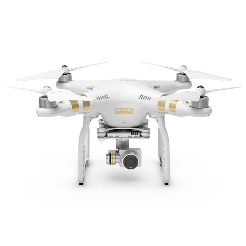 DJI Phantom 3 Professional Aircraft ONLY - Part 110 (Excludes RC and Battery Charger)
