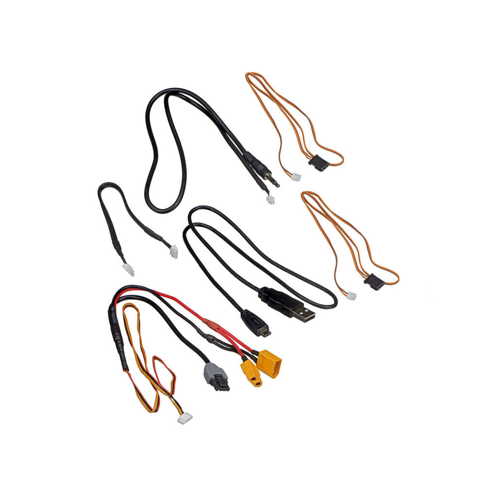 DJI Lightbridge Part 9 - Accessory Pack (AV Cable & CAN-Bus Power Cables)