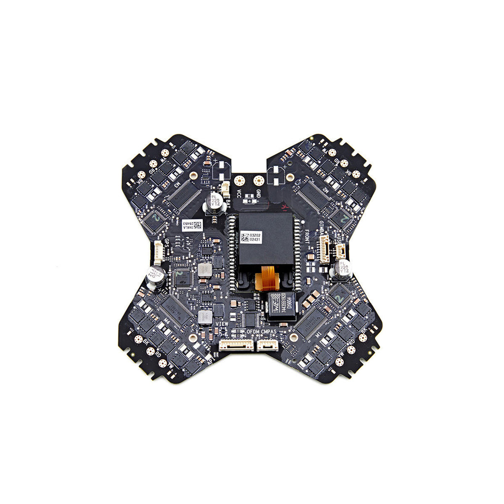 DJI Phantom 3 - Part 96 ESC Center Board & MC (V2) (Pro/Adv)