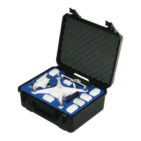 Go Professional - DJI Phantom 4 Plus Hard Case