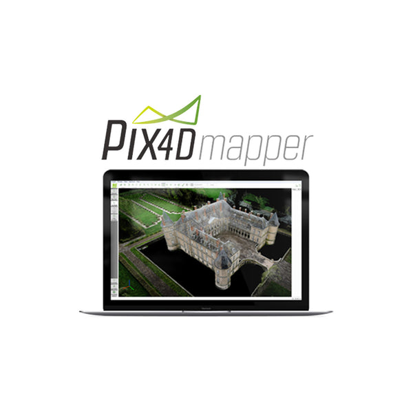Pix4Dmapper PRO UAV Mapping Software (Yearly)
