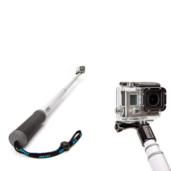 "Reach - Telescoping Extension Pole for GoPro (14""-40"")"