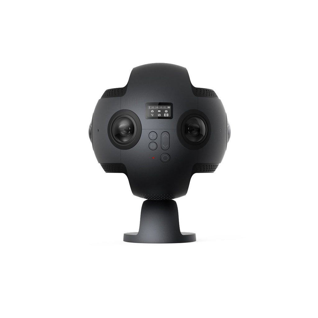 Insta360 Pro - 8K Virtual Reality Camera System with Two Extra Batteries and Charger - Sphere