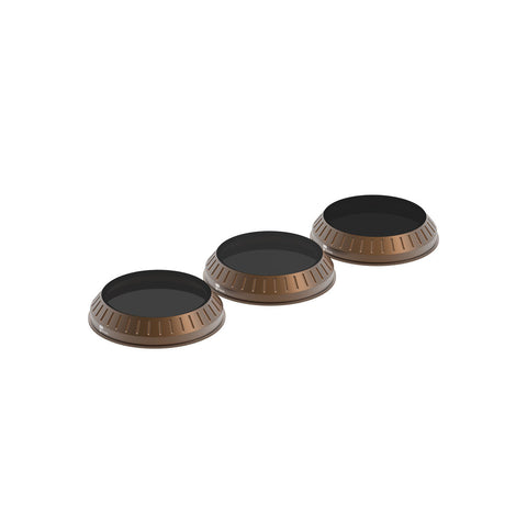 Polar Pro - DJI Zenmuse X4S Cinema Series (Vivid) Filter 3-Pack (ND4/PL, ND8/PL, ND16/PL)