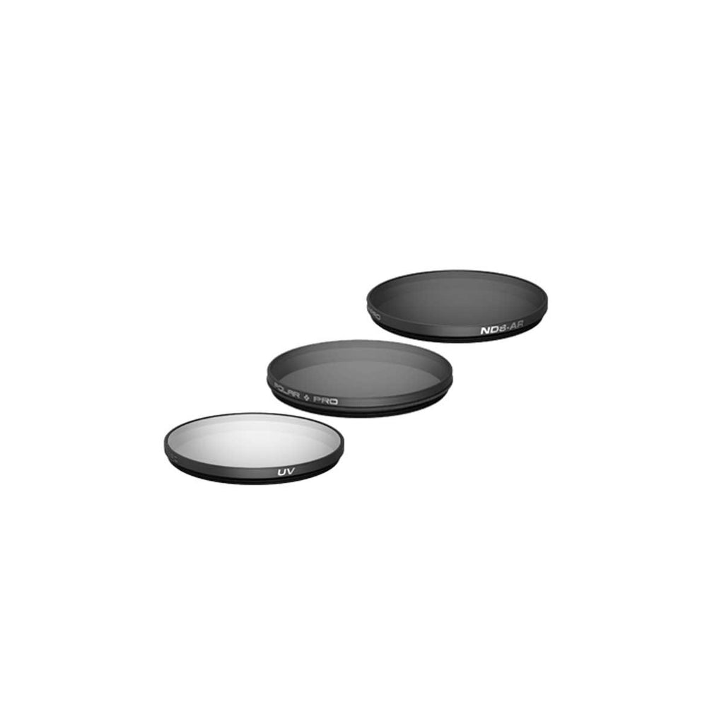Polar Pro - DJI Zenmuse X5/X5S Filter 3-Pack - Sphere