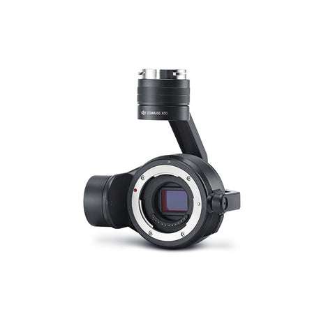 DJI Zenmuse X5S Camera - Gimbal and Camera Only (lens excluded)