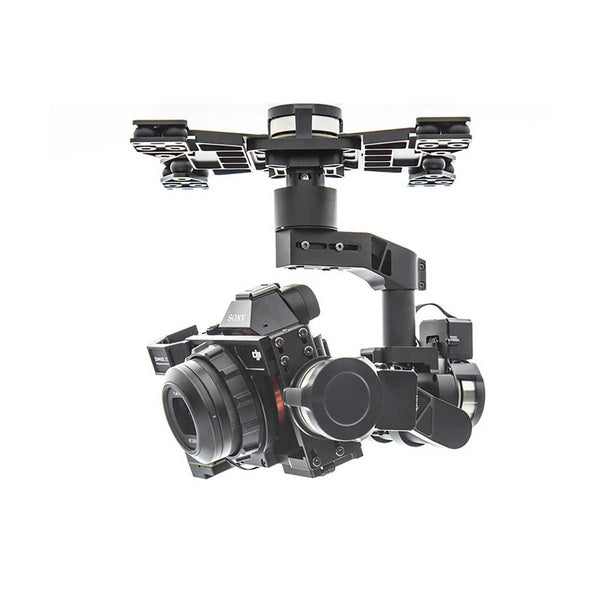 DJI Matrice 600 + Z15-A7 + Z15 Gimbal Connector