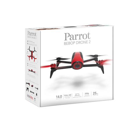 Parrot Bebop 2 (Red)