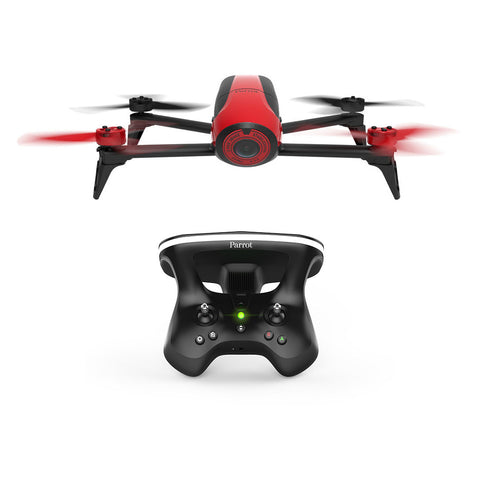 Parrot Bebop 2 Red + Skycontroller (Black Edition)
