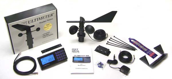 Ultimeter 800 Weather Station