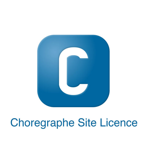 Aldebaran NAO Software (Choregraphe & SDK) - Site License