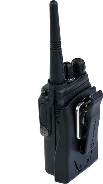 Motorola GP328+ - Plastic Carry Holster - Sphere