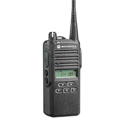 Motorola Commercial CB Portable Two-Way Radio