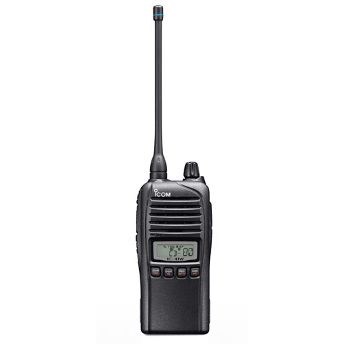 IC-41W - Waterproof CB Hand Held Radio