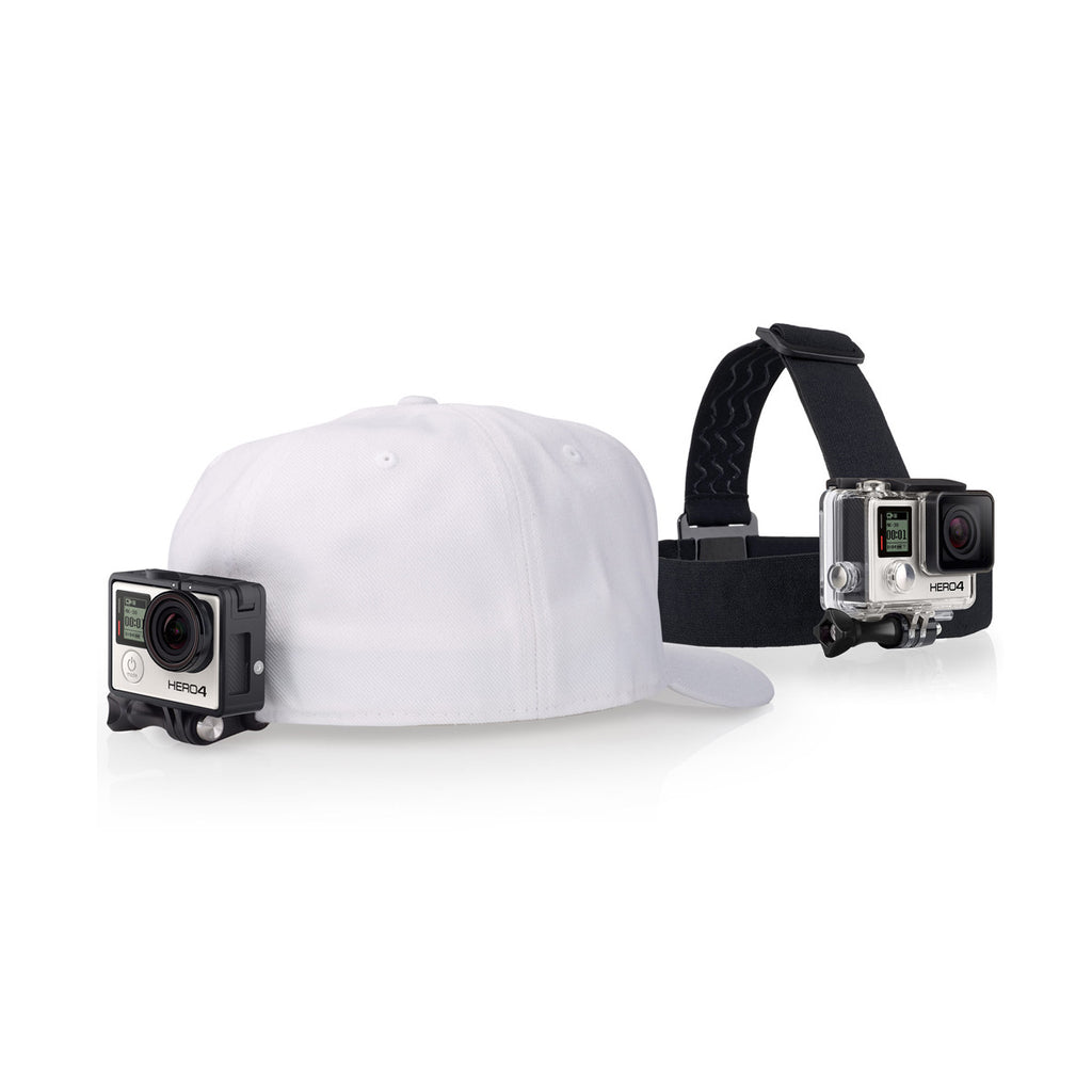 GoPro Headstrap + QuickClip - Sphere