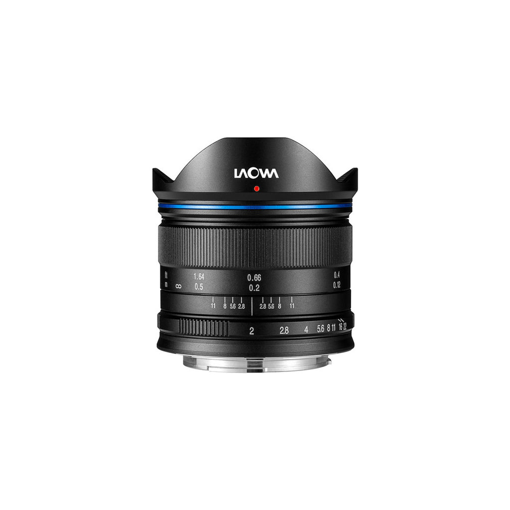 X5S Lens - Laowa 7.5mm f/2 lens - Micro Four Thirds Mount - Sphere
