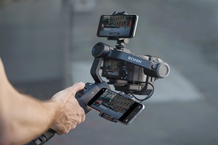 DJI Ronin-S/SC - Part 08 Phone Holder