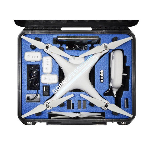 Go Professional - DJI Phantom 2 Hard Case